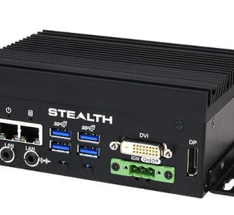 LPC-915 Mini PC sin ventilador con amplio rango de temperatura