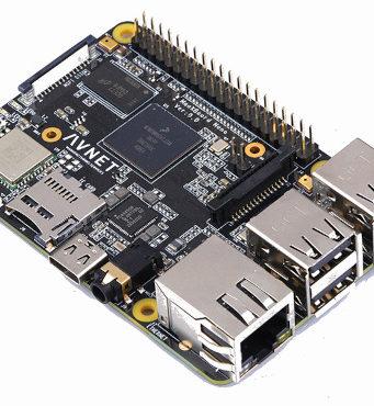 Tarjeta SBC MaaXBoard Nano compatible con estándares