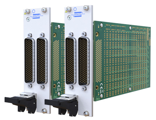 Matriz PXI de elevado ancho de banda para propósitos generales