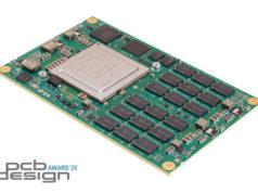 TQMLX2160A Kit de módulo embebido para redes de alta velocidad