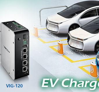 VIG-120 Sistema embebido ARM para estaciones de recarga de vehículos eléctricos