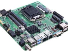 MANO521 Tarjeta CPU mini-ITX con Coffee Lake