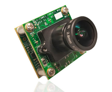 Módulo de cámara MIPI e-CAM83_CUMI415_MOD de alta sensibilidad