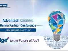 Advantech Connect Conferencia de socios online