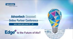 Advantech Connect Conferencia de socios online