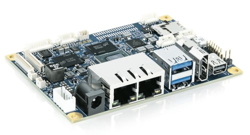 Placa base industrial pITX-iMX8M
