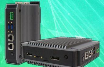 TiTAN-300 Mini Box PC rugerizado sin ventilador