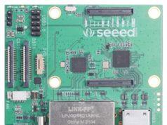 Tarjeta portadora dual Gigabit Ethernet para Raspberry Pi CM4