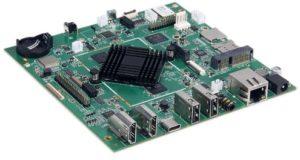 Placa de desarrollo para IA RK3568