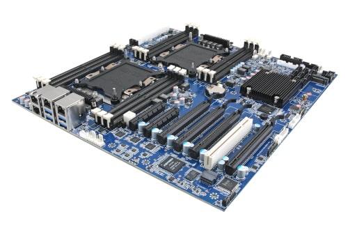 Tarjetas CPU de grado servidor de alto rendimiento