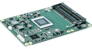 COMe-bV26 Módulo COM Express con procesador AMD Ryzen Embedded V2000