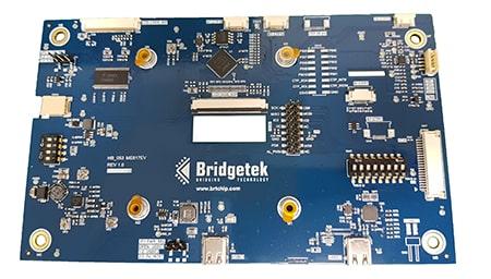 Placa de evaluación ME817EV para tecnología EVE