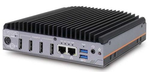 Reproductor Nuvo-2700DS para señalética digital