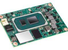SOM-7583, COMe Mini Tipo 10 con procesadores de XI generación