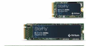 StorFly Series 6 SSD NVMe para entornos industriales