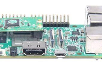 Placa de desarrollo XPI-3288