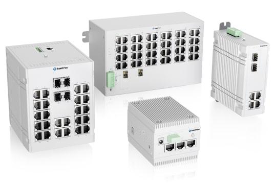 KSwitch Nuevos switches Ethernet de grado industrial