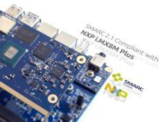 Módulo SMARC LEC-IMX8MP para aceleración de IA