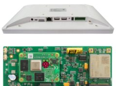 PCs panel Industrial Pi CM4-70-EM y CM4-70-PA