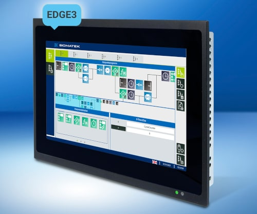 Panel ETT 764 para visualización web