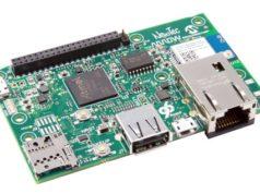 La Shield96 Board es una plataforma Linux equipada con la EmSPARK Security Suite integrada de Sequitur Labs que aporta una protección fiable en aplicaciones de seguridad crítica como los dispositivos periféricos IoT. (Imagen: Ar-row)