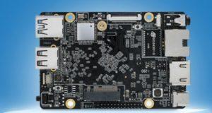 Mini ordenador ROC-RK3566-PC para inteligencia artificial