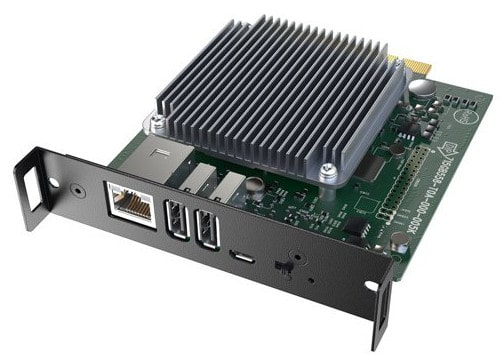 Módulo de computación MPi4 para digital signage