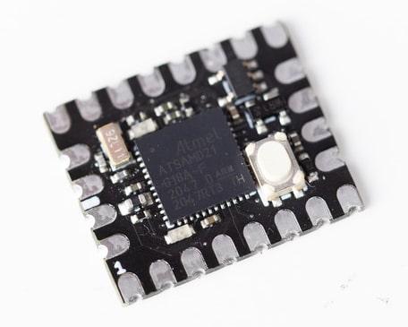 Módulo microcontrolador Minima compatible con Arduino