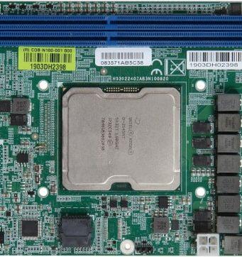 PCOM-B703G Módulo COM Express Tipo 7 con Intel Xeon D-2100 NT