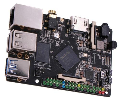 Tarjeta CPU Quartz64 Model B