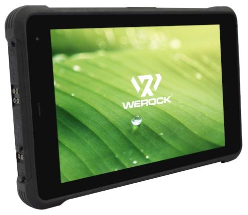 Tablet PC industriales IP67 serie Rocktab S100