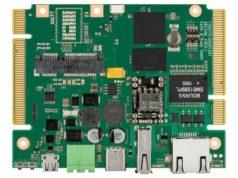 SBCSOM con procesador NXP i.MX 8M Mini