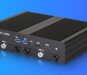 Mobile360 900 Box PC compacto para automoción
