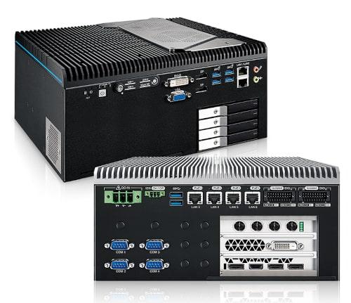 ECX-2600 PEG Sistema informático IA