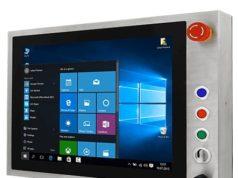 "W22IB3S-SPA3-B Panel PC táctil de 21.5"" sin ventilador"