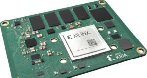 Kria K26 SOM adaptable para aplicaciones IA en el borde