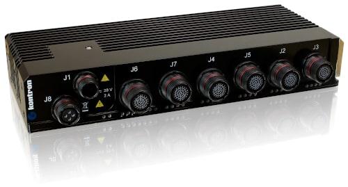 CERES-2402-PTP Switch Ethernet para redes militares