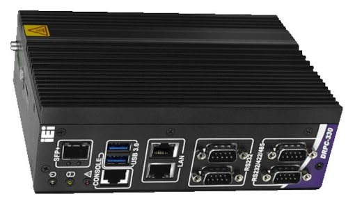 DRPC-330-A7K PC industrial con Marvell Armada 7040 para carril DIN