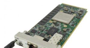 Tarjeta procesadora AMC704 en módulo