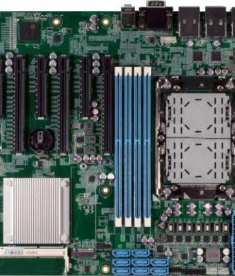 Placa de servidor industrial ARES-WHI0