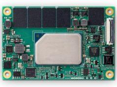 NanoX-EL COM Express Tipo 10 con Elkhart Lake