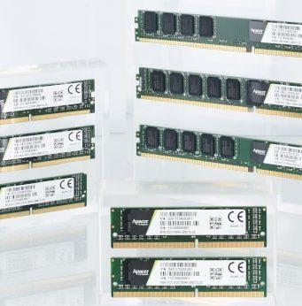 Módulo de memoria DDR4-3200 en formatos VLP DIMM