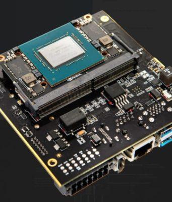 Placa DSBoard-NX2 y sistema IA DSBox-NX2