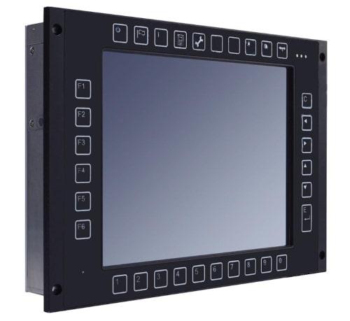 """GOT710S-837 Paneles PC táctiles de 10,4 y 12,1"""" para el sector ferroviario"""