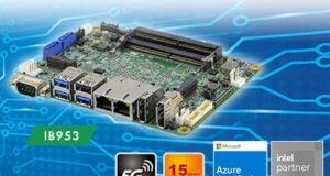 SBC de alto rendimiento IB953