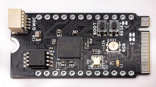 RP2040 Tarjeta con formato de conectividad M.2