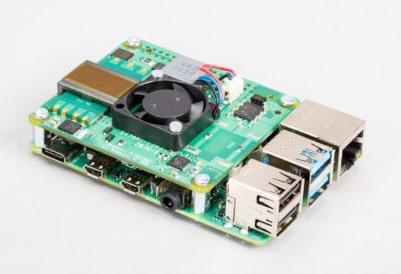 HAT PoE+ para Raspberry Pi con más potencia que su predecesor