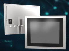 """Panel PC táctil SIO de 21.5"""" con diseño impermeable IP66/69K"""