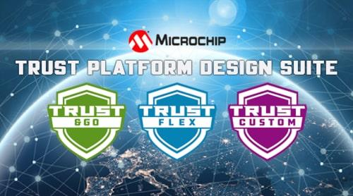 Trust Platform Design Suite para implementación de seguridad embebida