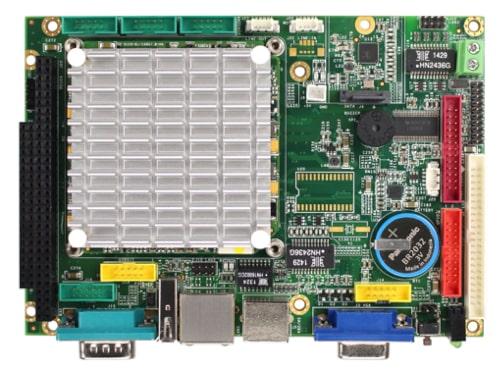 VDX3-6726 Controladores embebidos x86 de bajo consumo